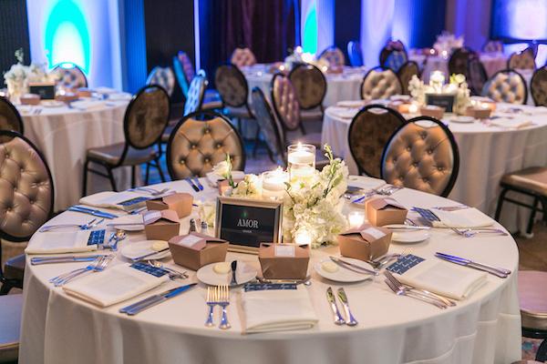 Leah Langley Photography - orlando wedding photographer - Grand Bohemian Hotel- LGBTQ wedding - Orlando LGBTQ wedding photography - guest tables