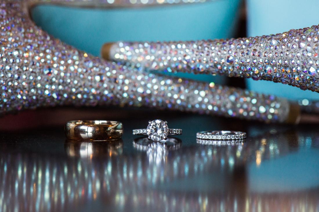 Leah Langley Photography- Orlando wedding photographer – Orlando multicultural wedding photography – Orlando wedding – central Florida wedding photography – Rosen Shingle Creek Wedding -brides shoes