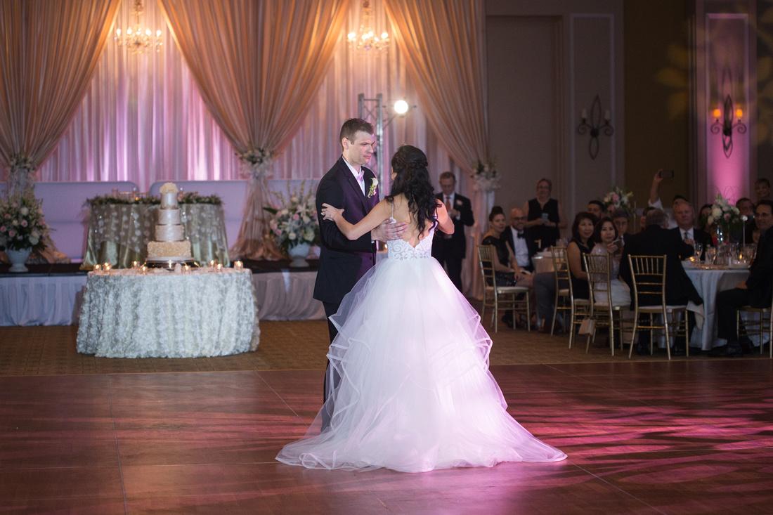 Leah Langley Photography- Orlando wedding photographer – Orlando multicultural wedding photography – Orlando wedding – central Florida wedding photography – Rosen Shingle Creek Wedding -first dance